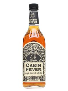 A flavoured whiskey from Cabin Fever, infusing rye spirit with dark maple for a balanced combination of sweetness and woody maple undertones.