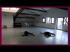 ▶ Beginner Floorwork Exercise - Modern Contemporary Dance - YouTube