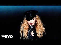 Madonna - Material Girl (Rebel Heart Tour) - YouTube