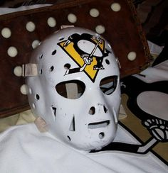gary innes vintage goalie masks tom connauton