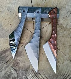knife making kit with tools Cool Knives, Knives And Tools, Knives And Swords, Trench Knife, Diy Knife, Blacksmith Projects, Welding Projects, Knife Sharpening, Custom Knives