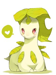 #bayleef #pokemon #anime #pocketmonsters #fanart
