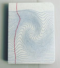 """219 Me gusta, 9 comentarios - Candace Hicks (@candacehicksart) en Instagram: """"Snow day drawing. #embroidery #embroideryart #sewing #sew #notebook #notepaper #composition"""" Note Paper, Embroidery Art, Sewing, Drawings, Notebooks, Composition, Snow, Instagram, Dressmaking"""