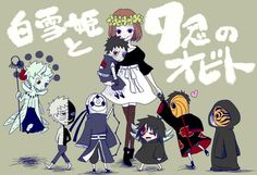Rin and Obito