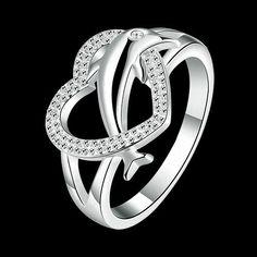 Vintage Antique Silver Plated Ring Women  Men Retro Alloy Snake Open Ring 、S ed