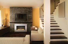gas wall mount fireplaces | ... Gas Fireplaces > Napoleon WHD31 Plazmafire Wall-Mounted Gas Fireplace
