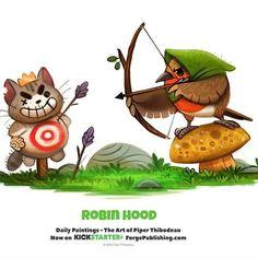 Robin Hood - Piper Thibodeau