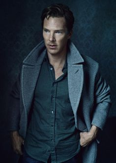ELLE: Benedict Cumberbatch's full December cover interview ... the transcript on the Sherlock sex talk is to die for