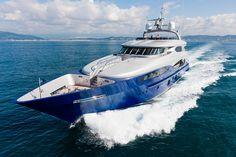 Vicem Vulcan 46 M Tri-Deck Luxus-Motoryacht als Schwimmender Palast