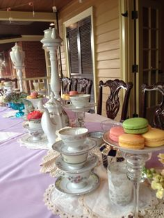 Tea Party Bridal Shower. Southern Event Planners, Memphis, TN