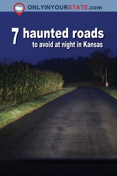 Travel | Kansas | Haunted | Roads | Local Finds | Exploring
