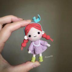 Irresistible Crochet a Doll Ideas. Radiant Crochet a Doll Ideas. Knitted Bunnies, Knitted Dolls, Crochet Dolls, Crochet Doll Tutorial, Crochet Doll Pattern, Crochet Amigurumi Free Patterns, Easy Crochet Patterns, Crochet For Boys, Cute Crochet