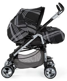 Mamas and Papas Pliko Switch Pushchair - had the carry cot, pushchair and car seat as part of travel system. Car seat was quite small but carry cot was great as pram and was a lie flat car seat also. Folds down easily, great steering, big basket, fits in boot of our small car, forward and rear facing seat.