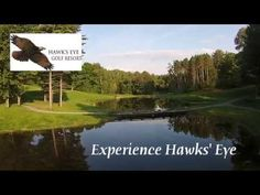 Hawk's Eye Golf Course, Experience the grandeur' of one of Michigan best Golf Course secrets. Located at Shanty Creek, Bellaire, Michigan. #eagle #eye #drone#aerial #golf #resort #bellaire #Pure Michigan #Hawk's