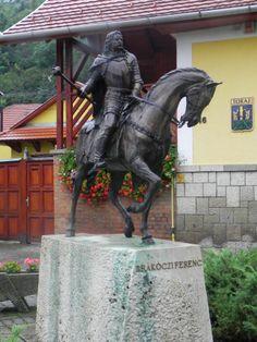Statue of II. Rákóczi Ferenc