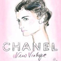 Invitation Chanel couture 2012