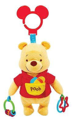Amazon.com : Kids Preferred Disney Baby Activity Toy, Winnie the Pooh