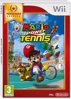 Mario Power Tennis Nintendo Wii Video Game (nintendo Selects) for sale online Wii Games, Test Games, Gamecube Games, Video Game Nintendo, Super Nintendo, Nintendo Wii, Nintendo Switch, Xbox 360, Playstation