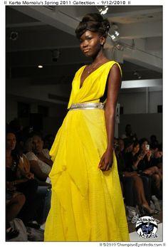 Cole Stevens Salon Shines With Korto Momolu At Ny Fashion Week
