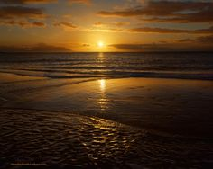 sunset+ocean+pictures   Sunset Atlantic Ocean - Beautiful Sunset Wallpaper - 1280x1024 pixels
