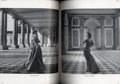 PARIS VOGUE OCTOBER 1948: Christian Dior / Jeanne Lafaurie Vintage Vogue, Vogue Paris, Winter Collection, Couture Fashion, First Love, Toms, Celebs, Christian Dior, October
