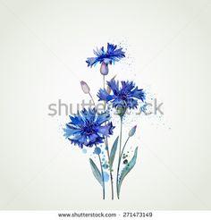 Pivoine bleue - Lisa Make my Lemonade | Pivoines bleues ...