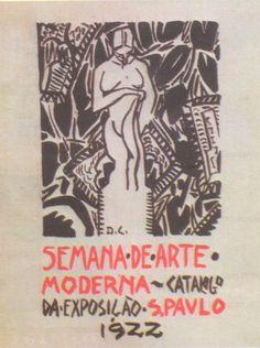 Semana de Arte Moderna levou ao Teatro Municipal de São Paulo artistas como Anita Malfatti, Di Cavalcanti e Heitor Villa-Lobos os quais foram recebidos entre palmas e vaias. Foi um acontecimento cultural muito importante pois deu início à busca de uma nova forma de expressão tipicamente brasileira, que aflorou nos anos 30.