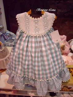 Children and Young Little Dresses, Little Girl Dresses, Cute Dresses, Girls Dresses, Toddler Dress, Baby Dress, Frock Patterns, Dress Anak, Kids Outfits