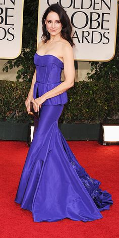 Behold Madeline Stowe. She's 53.That's fifty friggin three. I am not sure whether to cry or be in awe.