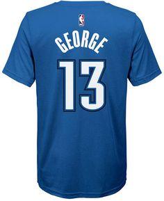 98f7b550eb9 Nike Paul George Oklahoma City Thunder Icon Name   Number T-Shirt