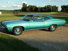 1968 Chevrolet Impala Sport Coupe