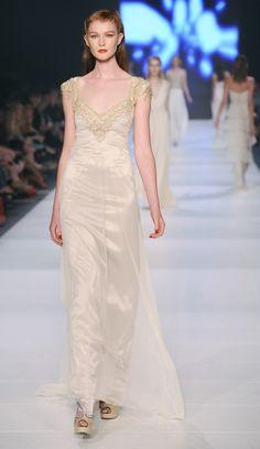 Vestido de Novia - Gwendolynne Sienna