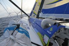 Vendée Globe 2012-13. Dia 10 (III).