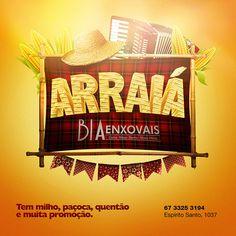Campanha de promoção para os meses de Junho/Julho, os quais acontecem as festividades de São João ou mais conhecido como Festa Junina.. Food Poster Design, Ad Design, Graphic Design, Grafic Art, Campaign Logo, Coffee Poster, Art Direction, Typography, Design Inspiration