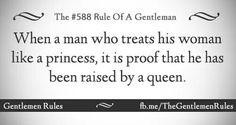 #588 Gentlemen Rules