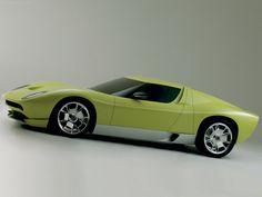 Lamborghini Miura 2006 concept
