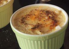 #HazloTú: Creme brulée salada con queso de cabra y tomate seco