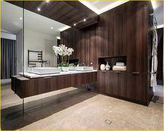 25 Cozy Wooden Bathroom Designs Ideas https://decomg.com/25-cozy-wooden-bathroom-designs-ideas/