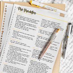 Bullet Journal Notes, Bullet Journal Writing, Bullet Journal School, Bullet Journal Ideas Pages, School Organization Notes, Study Organization, Life Hacks For School, School Study Tips, Pretty Notes