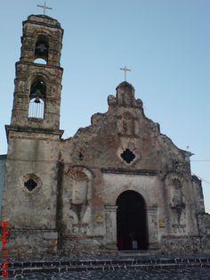 Iglesia en Taxco, Guerrero.... realmente un Pueblo Magico.