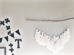 YouTube video on how to spruce up wall hanging once you recieve in mail. Tassels…