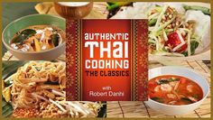 Learn traditional techniques to bring the exotic, fiery flavors of authentic Thai food to your table!