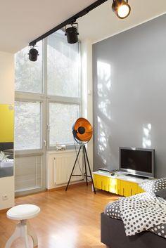 Interéru domu na Bílé Hoře - Ing. Arch, Divider, Curtains, Room, Furniture, Home Decor, Bedroom, Longbow, Blinds