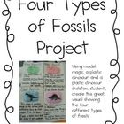 Four Types of Fossils Project ~ Hands-On Activity with Fossils! - Smart Chick