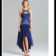 Beautiful Free People Dream Garden Dress Beautiful Free People Dream Garden Dress Free People Dresses Asymmetrical