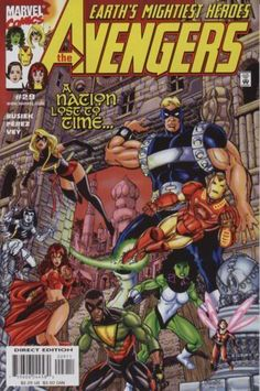 Avengers V2 29