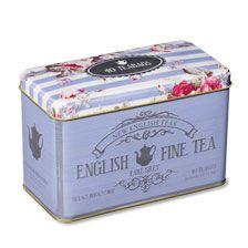 Teedose 'English Fine Tea - Earl Grey'          bestellen - THE BRITISH SHOP - original englische Spezialität