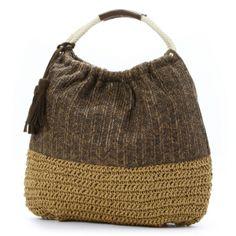 cachecache crochet bag