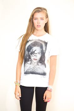 http://www.eclecticladiesboutique.com/gb/ #aw14 #religion #trending #t-shirt #rock