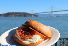 Blue Fog Market: A San Francisco, CA Restaurant. Known for Sandwiches. San Francisco Dining, Best Breakfast Sandwich, Egg Salad Sandwiches, Tasty, Yummy Food, Soup And Salad, Places To Eat, Hot Dog Buns, The Best